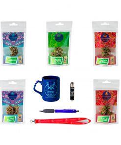 Cannabis Light - CBD Certificato - Legal Weed - Inflorescenze BOX