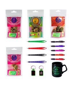 Cannabis Light - BOX - CBD Certificato - Legal Weed - Maria Salvador