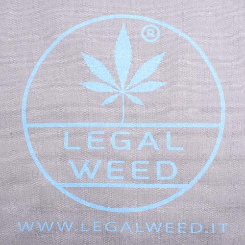 Cannabis Light - CBD Certificato - Legal Weed - Sacca Tela