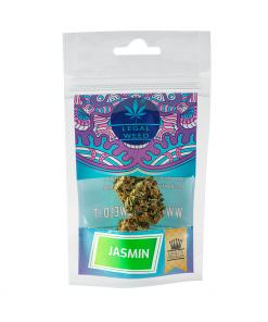 Cannabis Light - Inflorescenze - CBD Certificato - Legal Weed - Jasmin