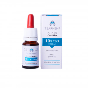 CBD Oil - Olio CBD - Canapa - Cannabis Light - CBD Certificato - Legal Weed