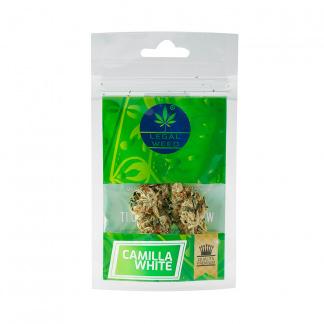 Cannabis Light - Inflorescenze - CBD Certificato - Legal Weed - Camilla White
