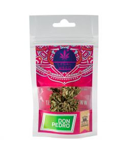 Cannabis Light - Inflorescenze - CBD Certificato - Legal Weed - Don Pedro