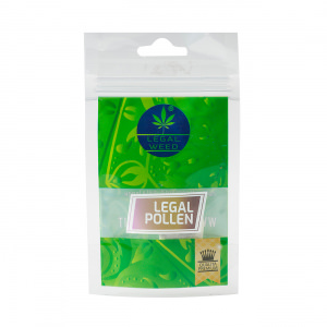 Cannabis Light - HASH - CBD Certificato - Legal Weed - Legal Pollen