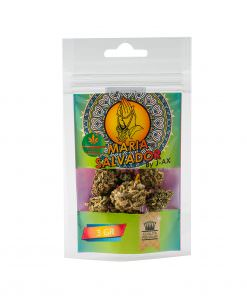 Cannabis Light - Inflorescenze - CBD Certificato - Legal Weed - Maria Salvador