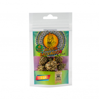 Cannabis Light - Inflorescenze - CBD Certificato - Legal Weed - Maria Salvador