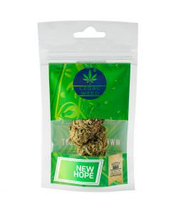 Cannabis Light - Inflorescenze - CBD Certificato - Legal Weed - New Hope