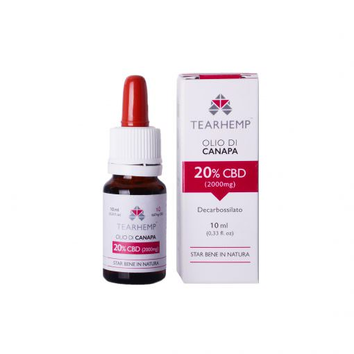 Olio CBD - Canapa - Cannabis Light - CBD Certificato - Legal Weed
