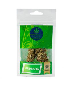 Cannabis Light - Inflorescenze - CBD Certificato - Legal Weed - Polinesian