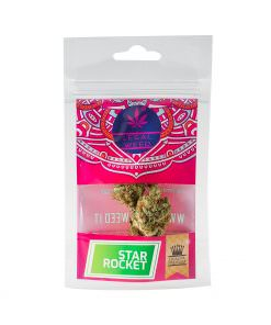 Cannabis Light - Inflorescenze - CBD Certificato - Legal Weed - Star Rocket