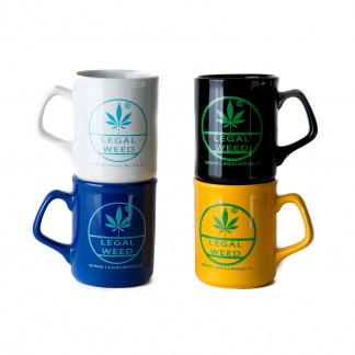 Cannabis Light - Tazze - CBD Certificato - Legal Weed -