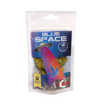 Cannabis Light - INFLORESCENZA- CBD Certificato - Legal Weed - Blue Space