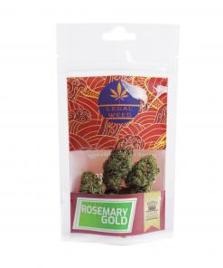 Cannabis Light - Inflorescenze - CBD Certificato - Legal Weed - Rosemary Gold