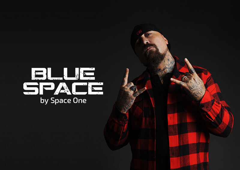 blue space space one legal weed