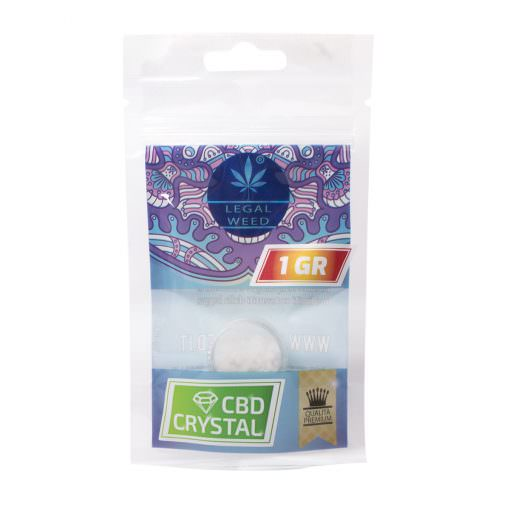 CBD Crystal legal weed