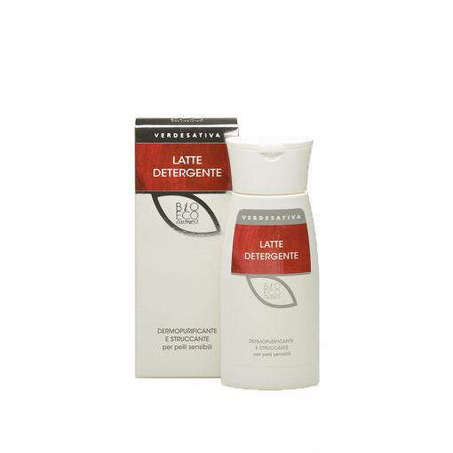 Latte Detergente struccante by legal weed