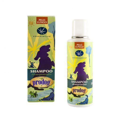 Shampoo Cani – Pelo LUNGO by legal weed