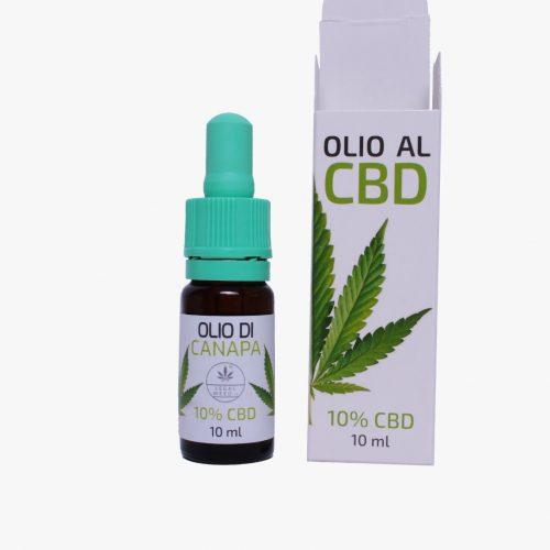 Olio CBD Fitocomplex legal weed