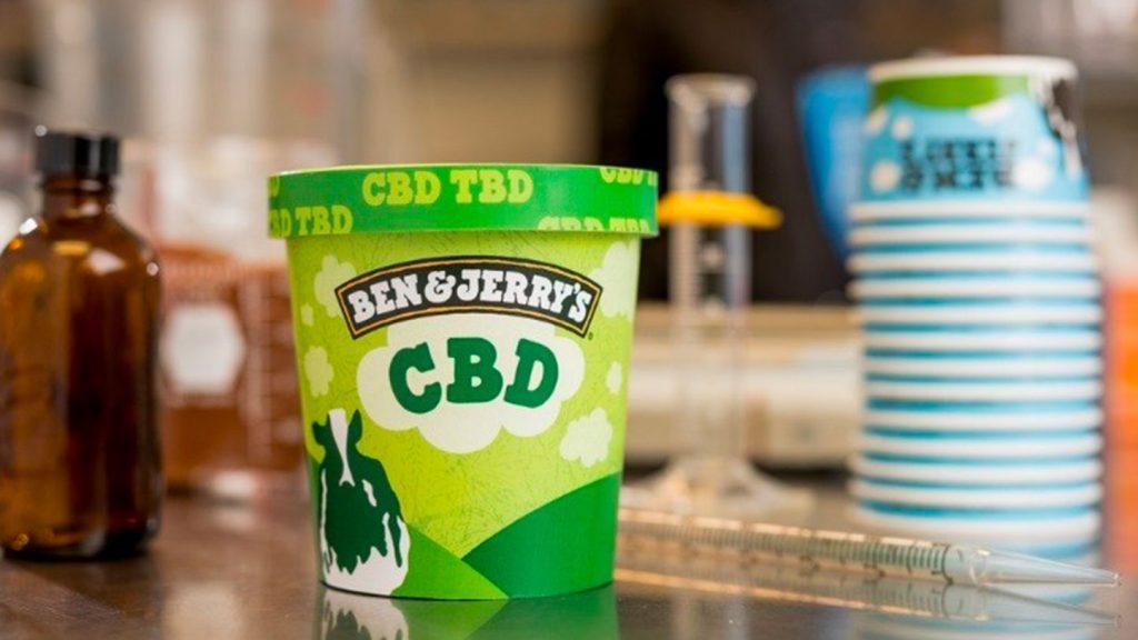 Cannabis Ben And Jerry s sta per lanciare il primo gelato a base di CBD oil