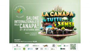 Il Salone Internazionale della Canapa, torna a Milano dal 27 al 29 settembre