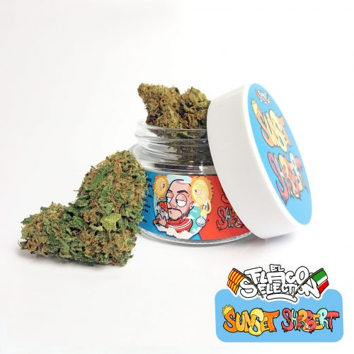 Sunset Sherbert – By El Flaco Selection