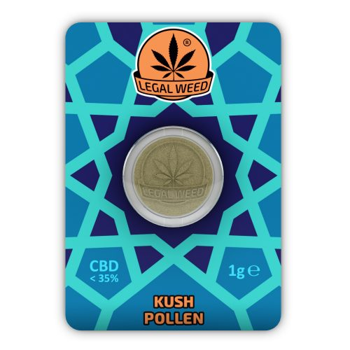 Kush Pollen - By Legal Weed