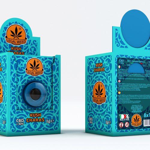 BOX Kush Charas