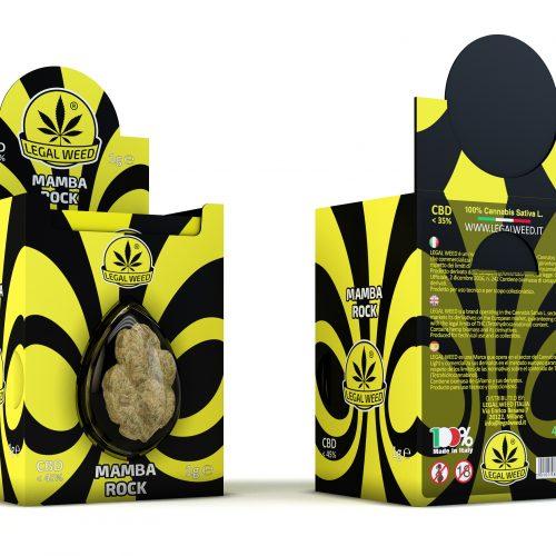 BOX Legal Rock Mamba