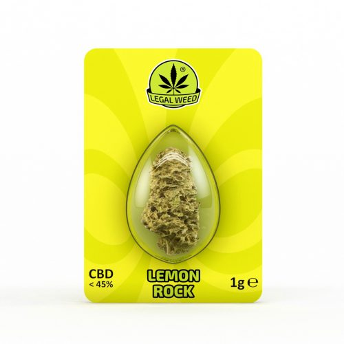 Legal Rock Lemon- By Legal Weed
