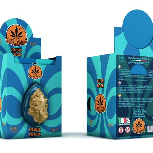 BOX Legal Rock Kush