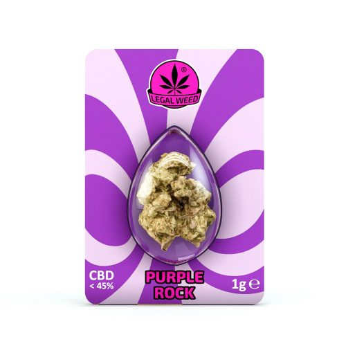 Legal Rock Purle - By Legal Weed