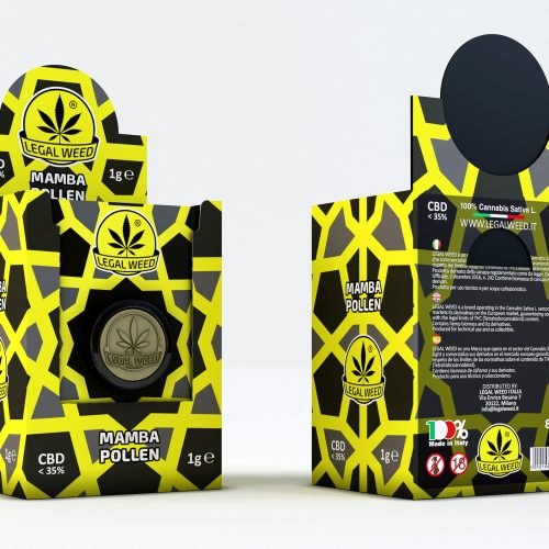 BOX Mamba Pollen