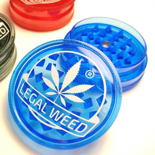 Grinder Legal Weed