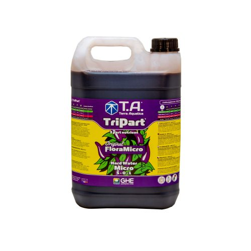 Tripart Series Micro Hard Water by legal weed