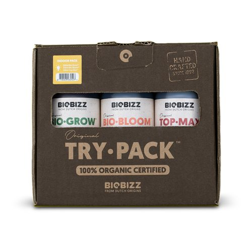 Biobizz TRY PACK by legal weed