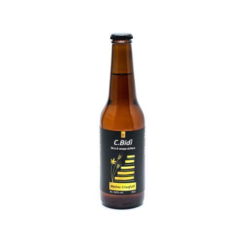 birra di canapa c.bidì by legal weed