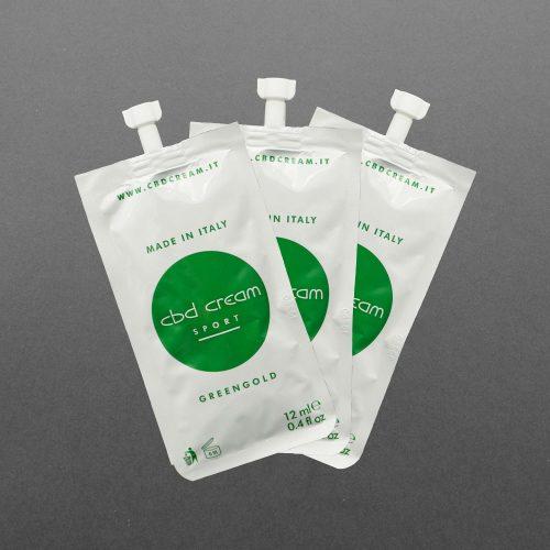 KIT 3 CBD Cream Sport 12 ml by legal weed