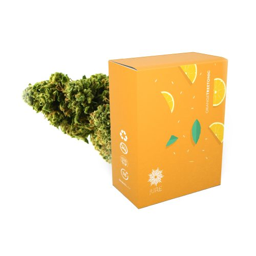 Orange Treetonic BY LEGAL WEED