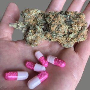 Cannabis & Pills