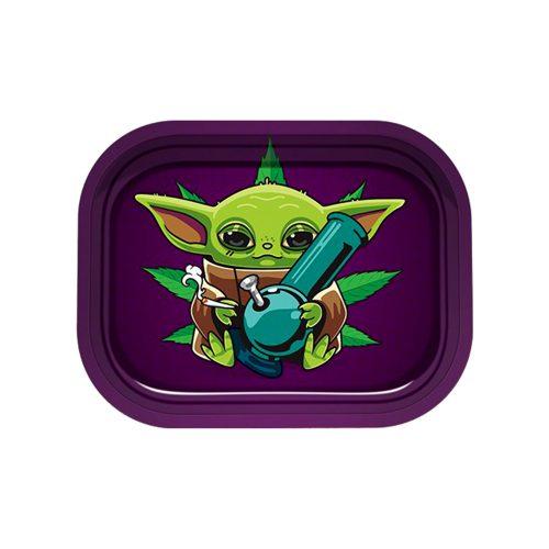 Vassoio in Metallo Baby Yoda